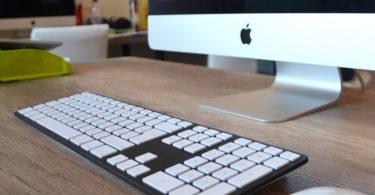 Graphite CTRL Keyboard For Mac