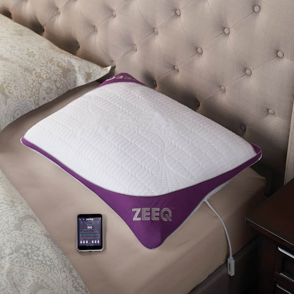 Zeeq Smart Pillow