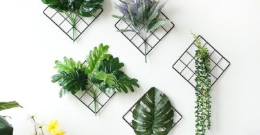 Nordic Artificial Plant Wall Decor