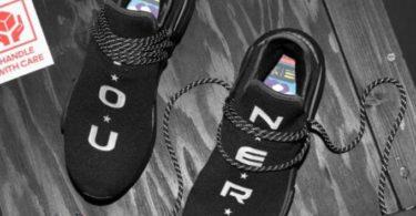 Adidas NMD HU Pharrell Y.O.U. N.E.R.D.