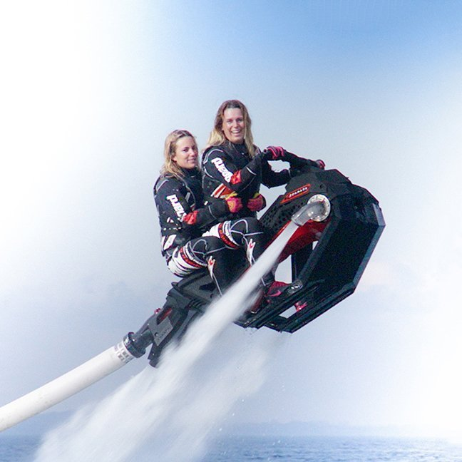 Flyride Water Jet Bike