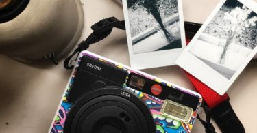 Leica Sofort Instant Film Limoland Camera by Jean Pigozzi