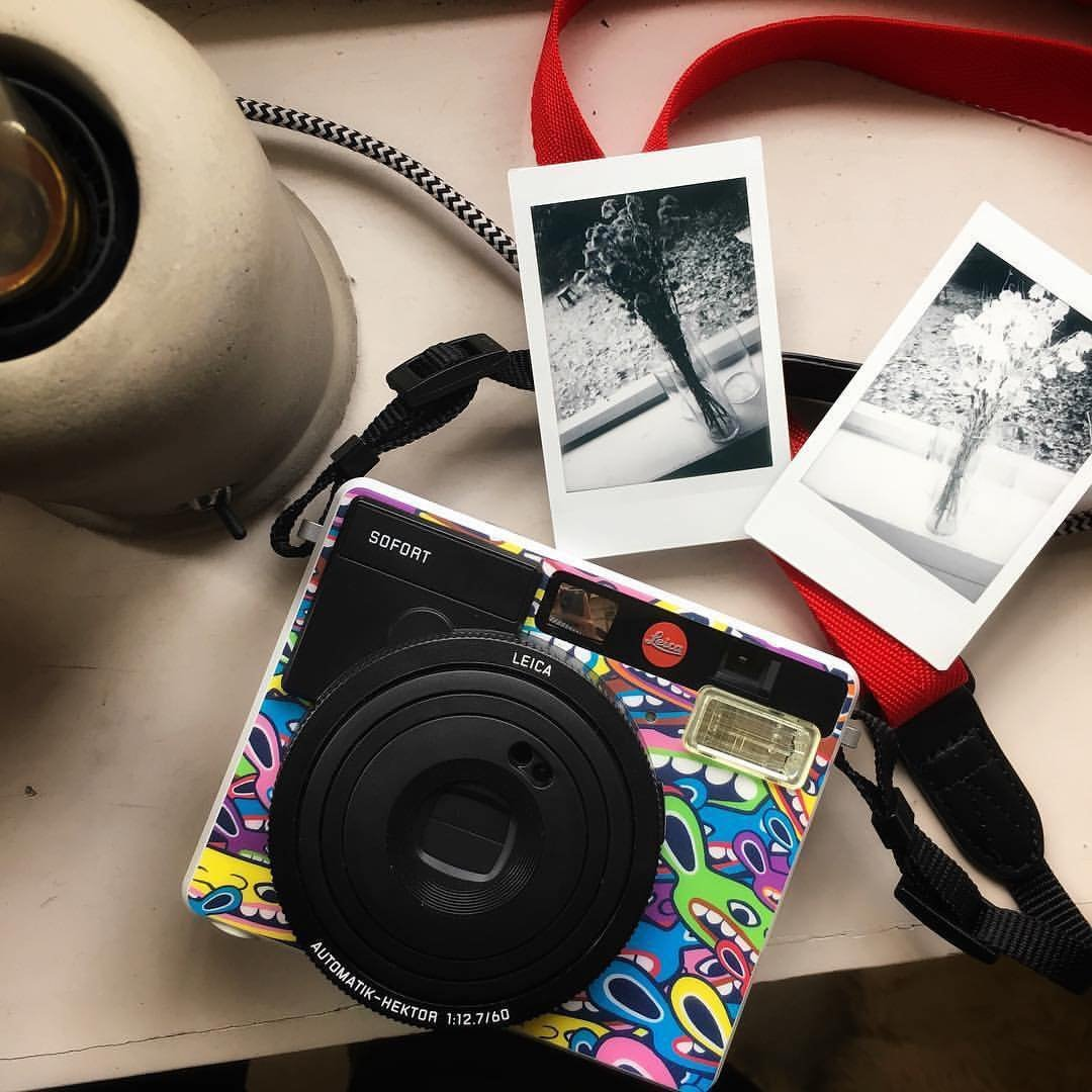 Leica Sofort Instant Film Limoland Camera by Jean Pigozzi