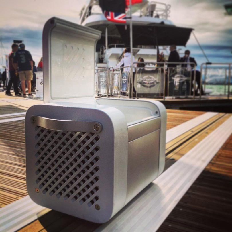 Kube Waterproof Wireless Speaker