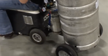 Party Cooler Scooter