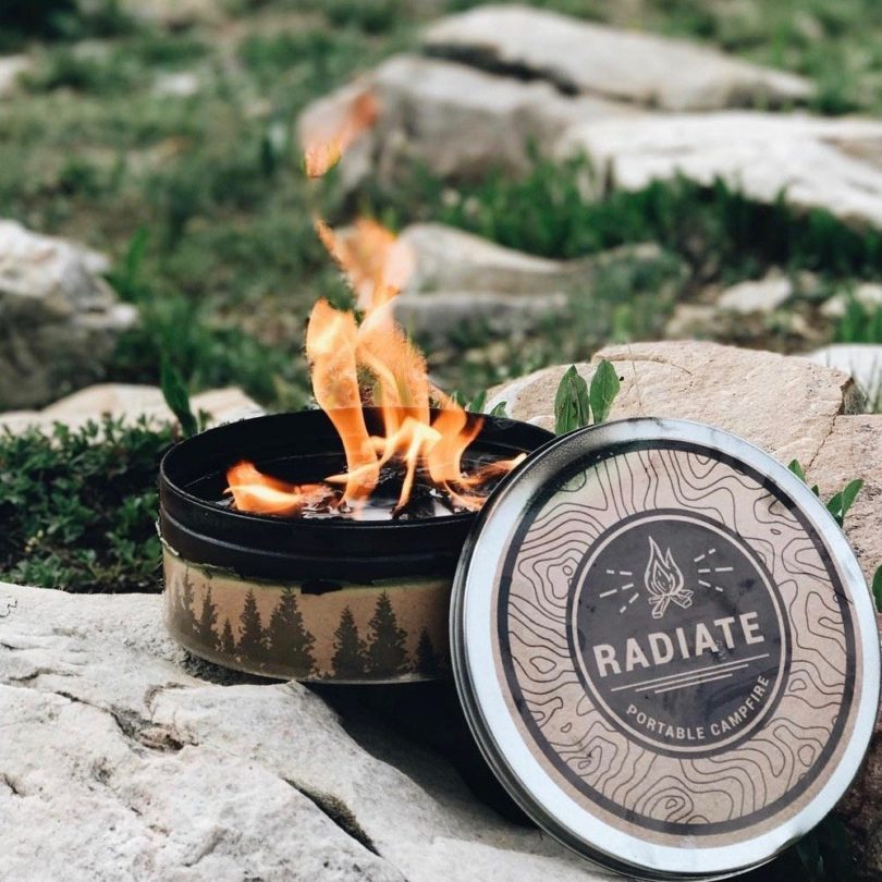 Radiate Portable Campfire