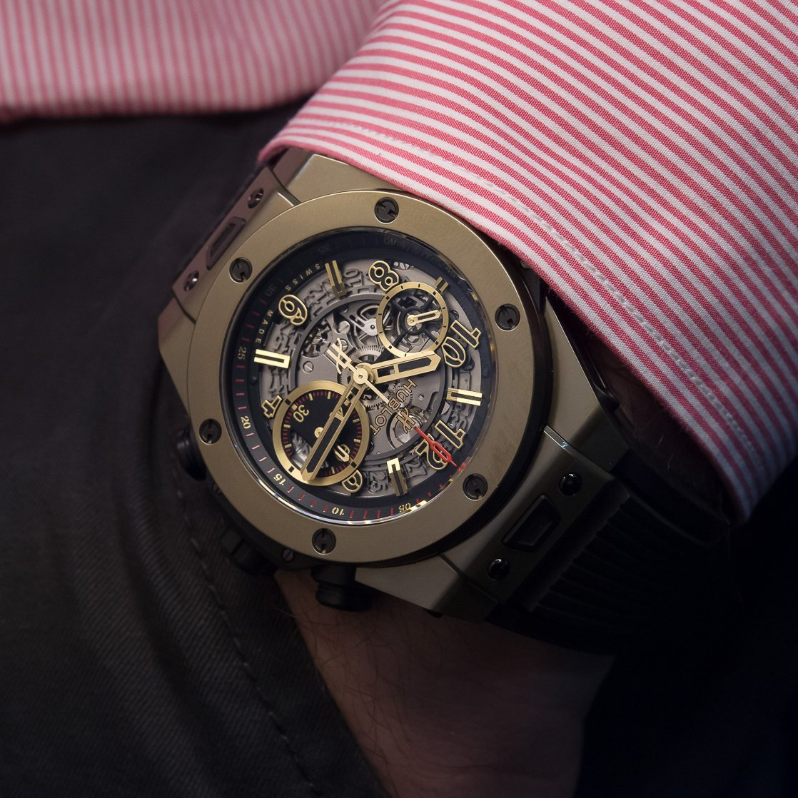 Hublot Big Bang Unico Full Magic 411.MX.1138.RX Watch
