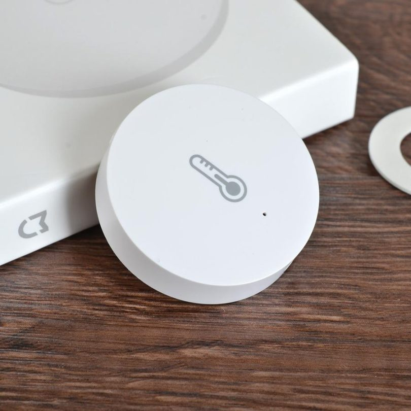 Xiaomi Mini Smart Home Temperature and Humidity Sensor
