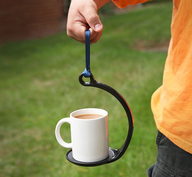 SpillNot No-Spill Mug Holder