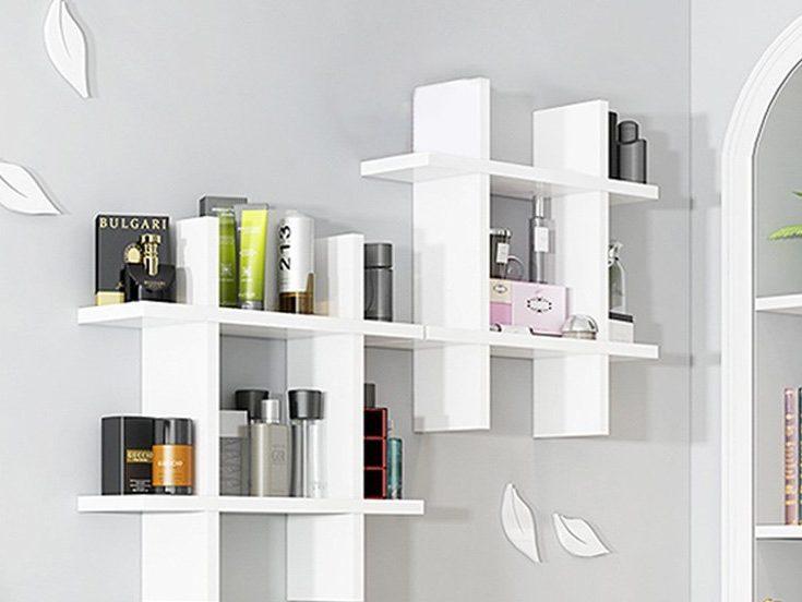 ALUS- Wood-based panels Floating Shelf