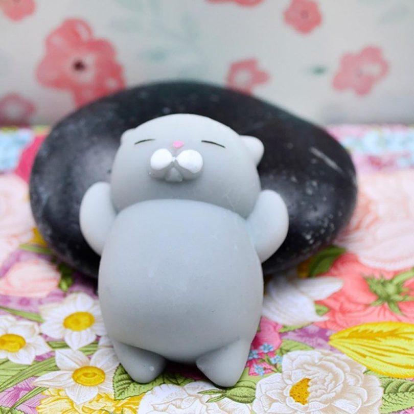 AIMTOPPY Cute Mochi Squishy Cat Squeeze