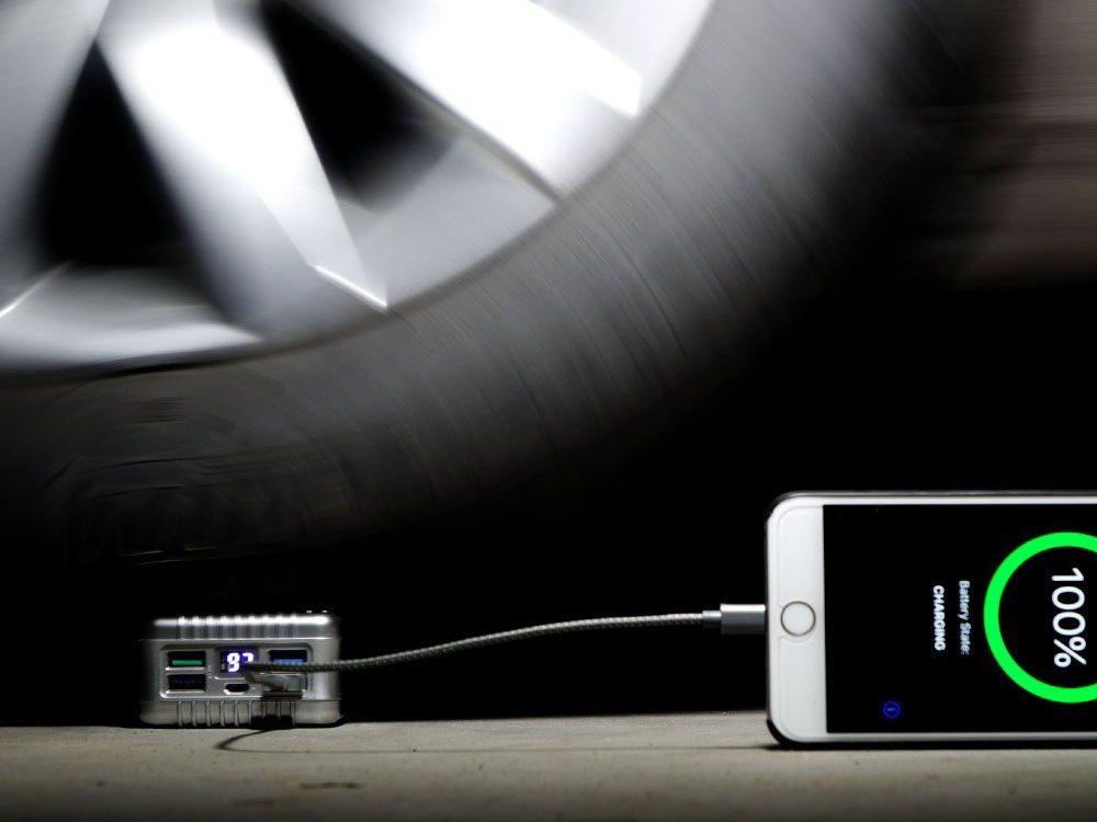 Quick Charge 3.0 Zendure A8 QC External Battery