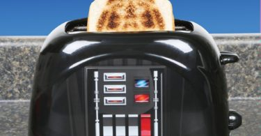 Star Wars Branding Toaster – Empire Collection Darth Vader Character Chest Plate