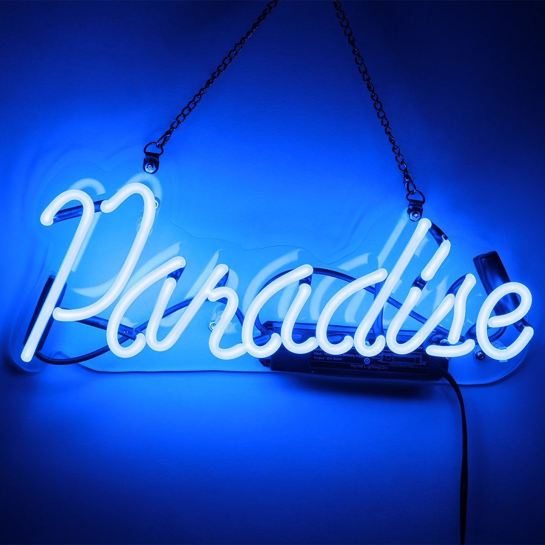 Paradise Light Sign