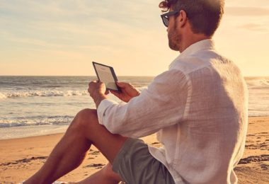 All-New Kindle Oasis E-reader – 7″