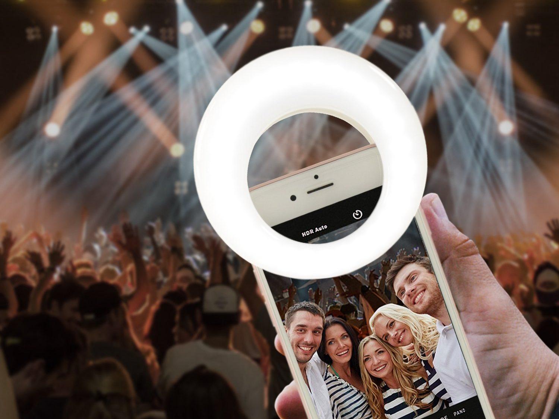 Ring Light for Camera Selfie LED Light