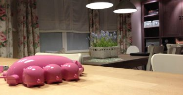 Portable Cute Mom Pig USB Hub