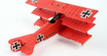 Revell Of Germany Fokker Dr.1 PL Triplan