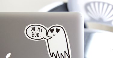 "Ectogasm ""Ur My Boo"" Cute Ghost Vinyl"