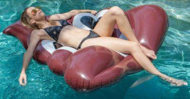 Giant 5 Foot Inflatable Poop Emoji  Float