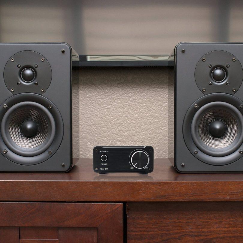 SMSL SA50 50Wx2 TDA7492 Class D Amplifier