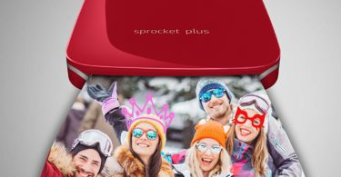 HP Sprocket Plus Instant Photo Printer