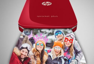 HP Sprocket Plus Instant Photo Printer
