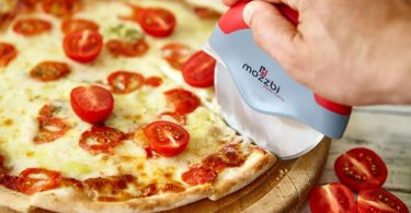 Premium Pizza Cutter Wheel by Mozzbi