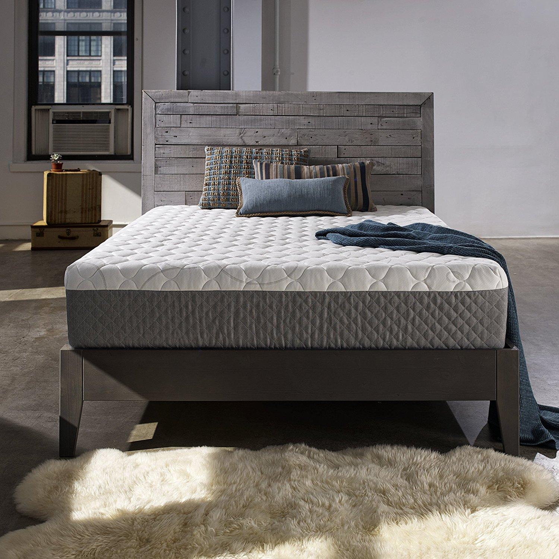 Sleep Innovations Taylor 12-inch Gel Memory Foam Mattress