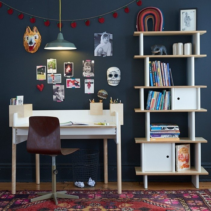 Vertical Mini Library