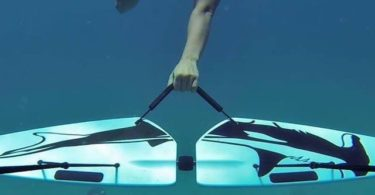 Subwing Honeycomb Hammerhead Shark