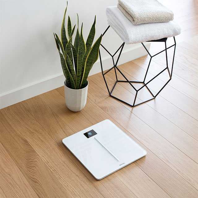 Withings Body Cardio Heart Health and Body Composition Wi-Fi Scale