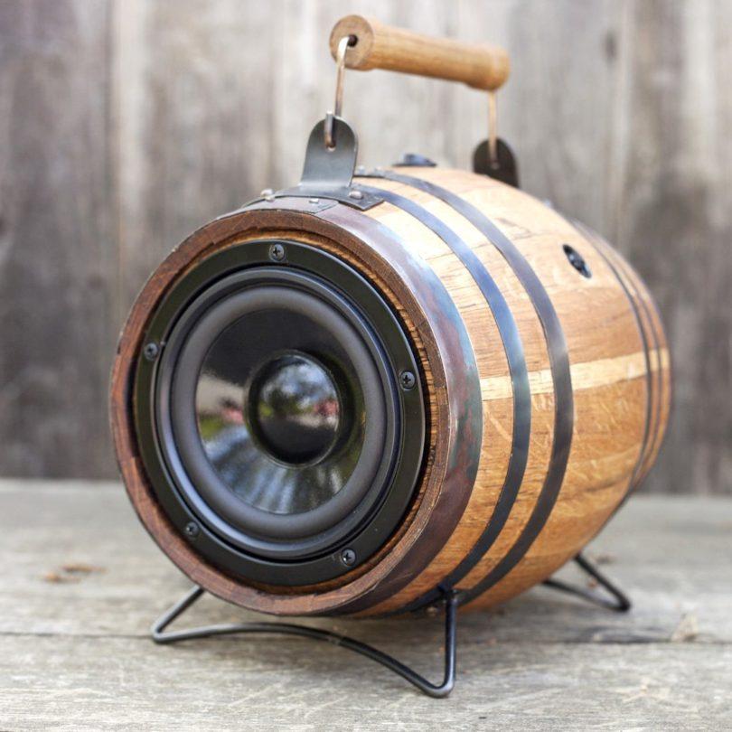 Mini Barrel BoomCase