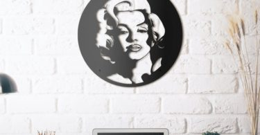 Marilyn Monroe Metal Wall Art