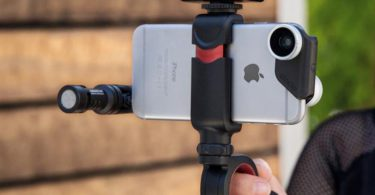 Pivot Articulating Mobile Video Grip