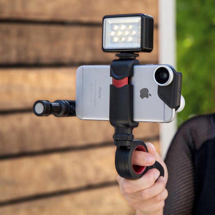 Pivot Articulating Mobile Video Grip