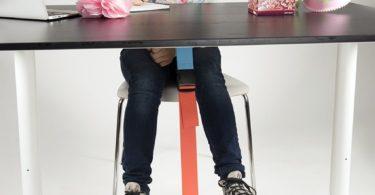 HOVR Desk Foot Swing
