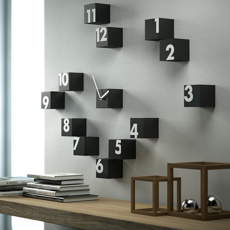 RND_Time Wall Clock by Progetti