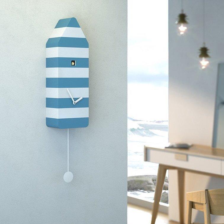 Capri Cuckoo Wall Clock by Progetti