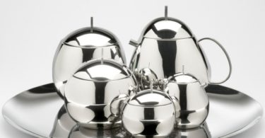 Fruit Basket Tea & Coffee Set by Alessi