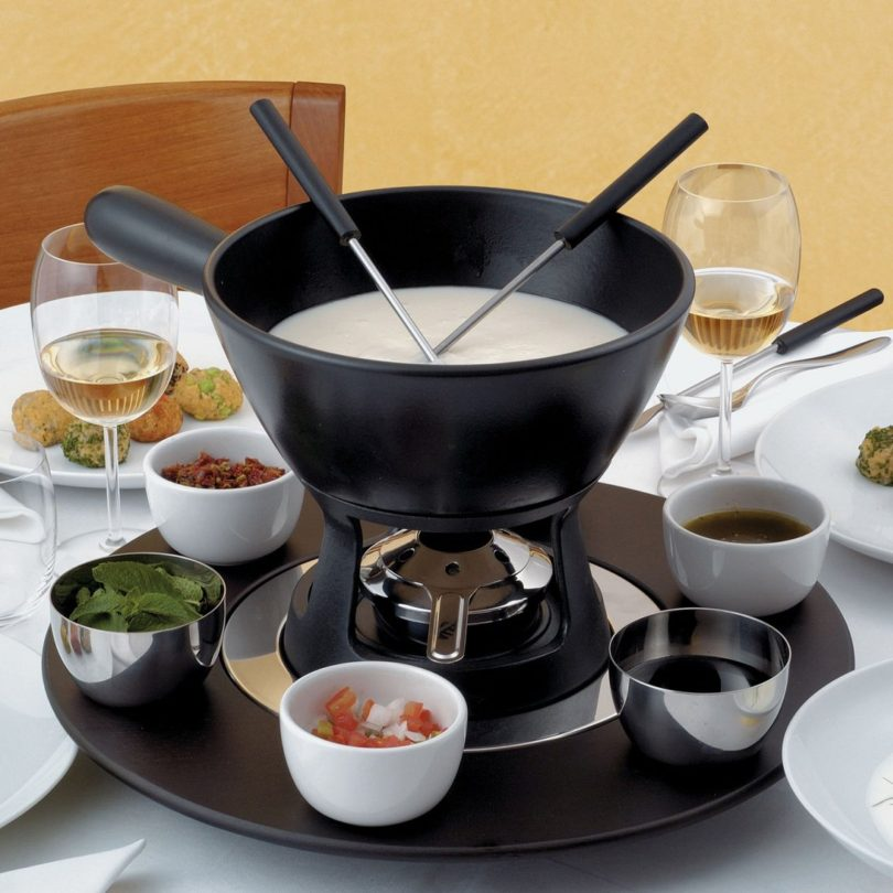 Mami Fondue Set by Alessi