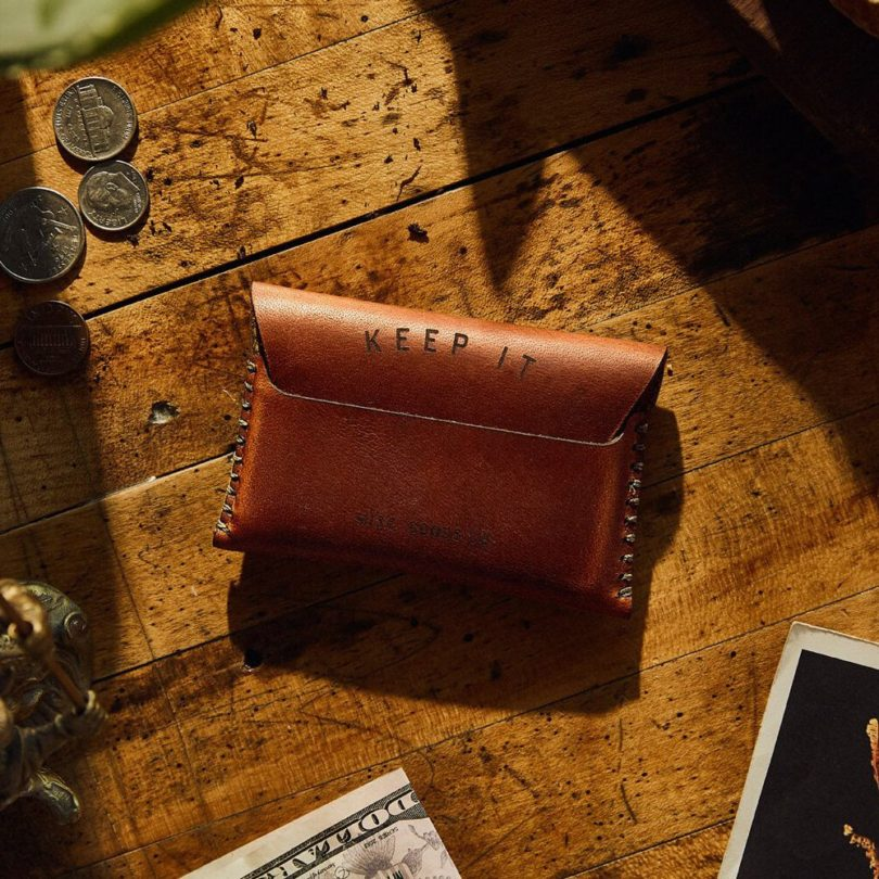 Leather Wallet V.3 by Misc. Goods Co.