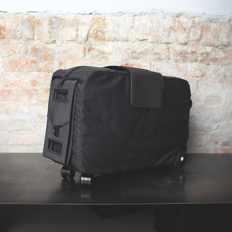 Black Cover for iby6 Luggage