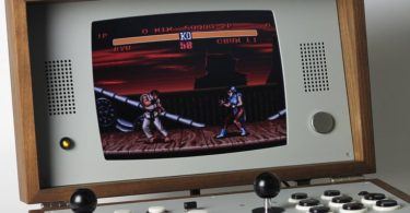 Cary42 Portable Arcade Console