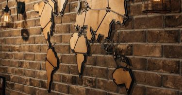 Terra Metal Wall Decor