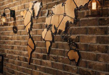 Terra Metal Wall Decor