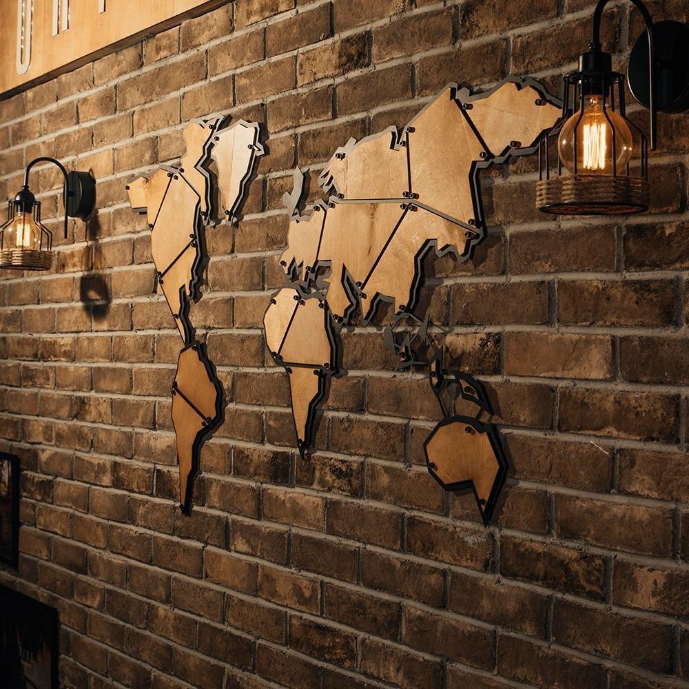Terra Metal Wall Decor » Petagadget