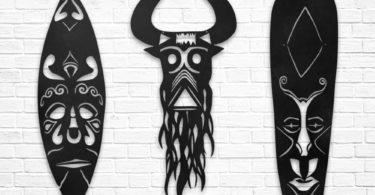 Shona Metal Wall Decor