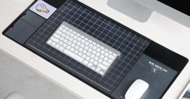 PVC Multi-Function Mouse Pad