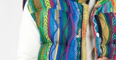 COOGI New Native Down Vest
